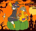 『Halloween Hare Toke』